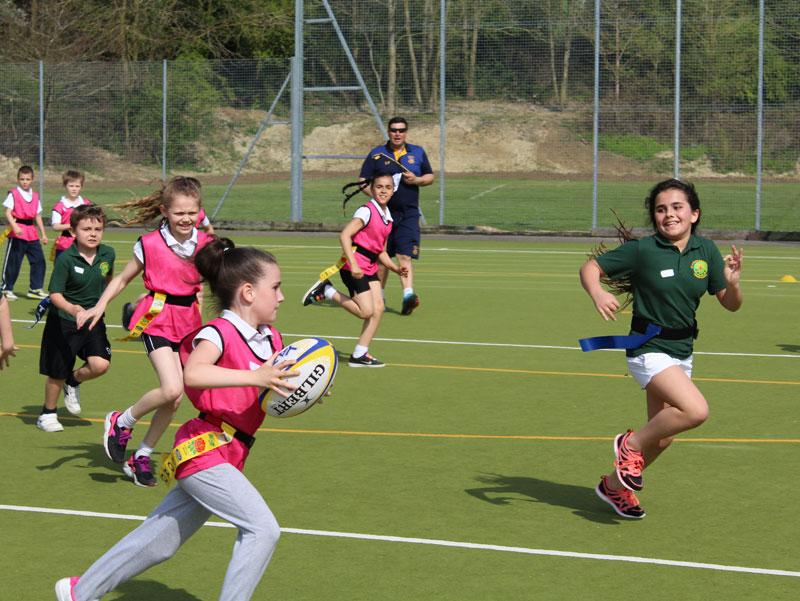 Primary School Sports12