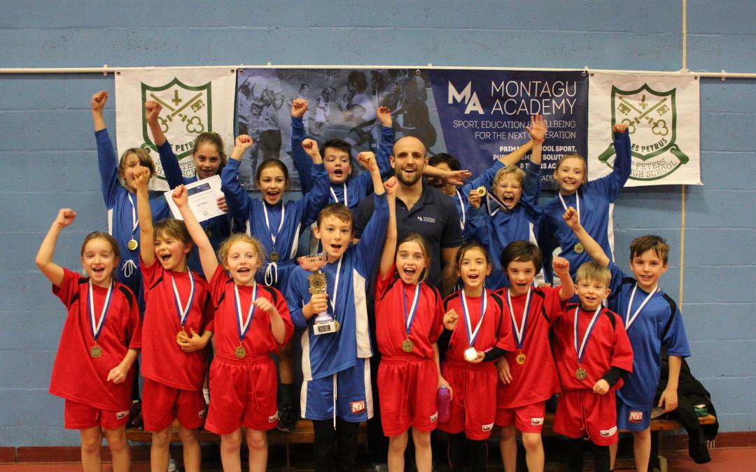Primary Schools Sports Festival December '16
