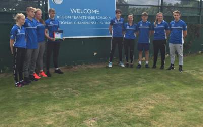 Tennis Schools Nationals Boys & Girls Under 18