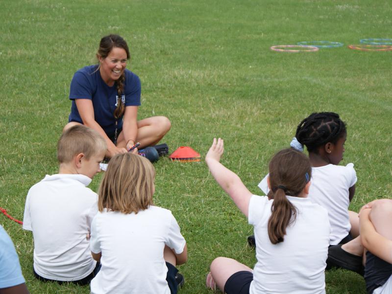 Primary School Sports1