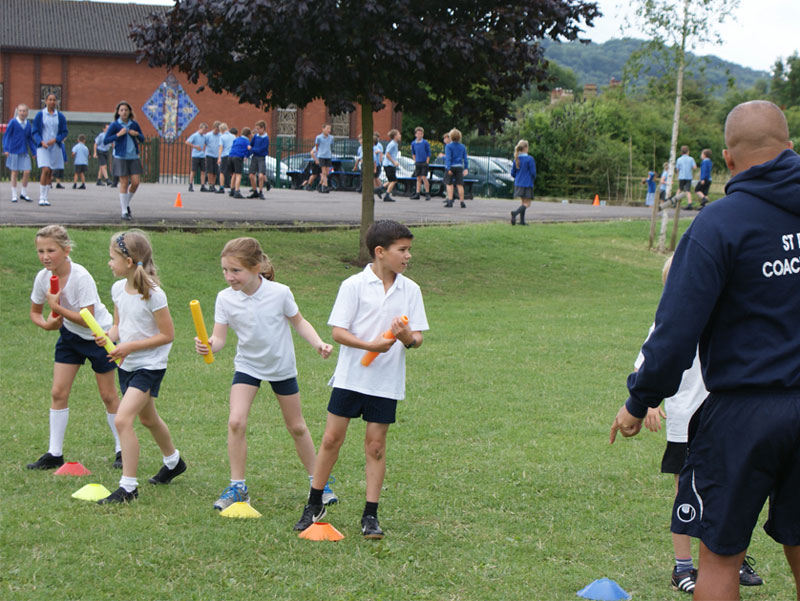 Primary School Sports 5