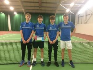 Under 15's Tennis
